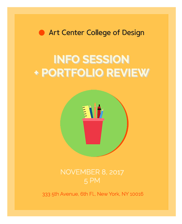 Terrific Info Session Portfolio Review By Artcenter College Of Interior Design Ideas Clesiryabchikinfo